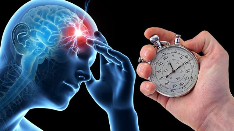 az agyvérzés tünetei